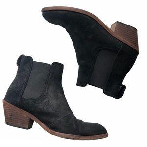Rag & Bone Suede Walker Boots